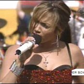 Jennifer Lopez Love Dont Cost A Thing TRL Superbowl 2001 new 170515 avi