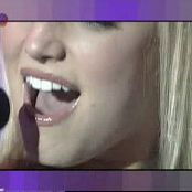 Jessica Simpson I Think Im In Love With You Live Nur Di new 170515 avi