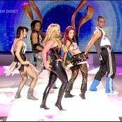 Britney Spears Toxic LIVE NRJ Music Awards new 170515 avi