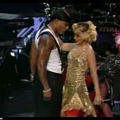 Christina Aguilera Feat Nelly Tilt Ya Head Back Live MTV VMA 2004 Video