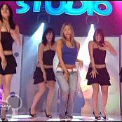 Rachel Stevens Some Girls Studio Disney 14th July 2004 new 220515178 avi