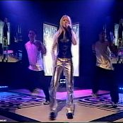 Christina Aguilera what a girl needs 2000 totp new 260515119 avi