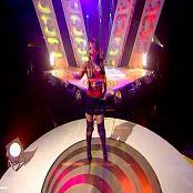 Christina Milian Dip It Low Live TOTP UK Saturday Video