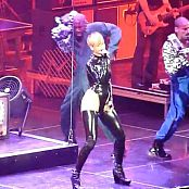 Rihanna Rude Boy Live In Kinky Black Latex Outfit HD Video