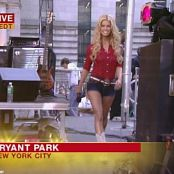 Jessica Simpson These Boots Are Made For Walkin Live Good Morning America 08052005 new 060615 avi