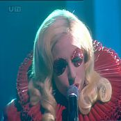 Lady GaGa Speechless Royal Variety 2009 12 16 576i SDTV MPA2 0 MPEG2 snoop 060615 mpg