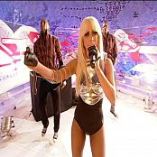 Lady Gaga Poker Face Live T4 Sunday 2009 Video