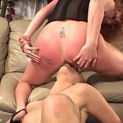 Audrey Hollander & Crissy Cums Assfixiation 2 Video
