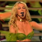 Britney Spears Im a slave 4 you nrj music awards 2002 new 200615 avi