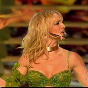 Britney Spears Im a slave 4 you nrj music awards 2002 new 200615 avi