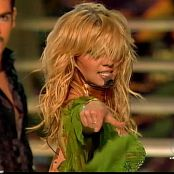 Britney Spears Slave For You Live NRJ Music Awards 2002 Video