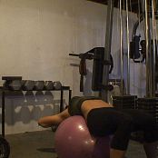 Madden Workout Yoga Ball HD wmv