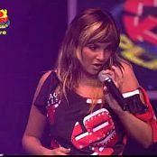 Girls Aloud Jump Live Fox Kids Planet 2004 Video