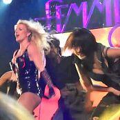 Britney Spears Till The World Ends Good Morning America Bootleg new 050715 avi