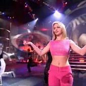Britney Spears baby one more time smash hits awards 1999 new 050715 avi