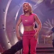 Britney Spears BOMT Live Smash Hits Awards 1999 Video