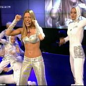 Jeanette Biedermann Will You Be There Live TOTP Video