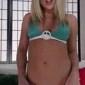Meet Madden Turquoise Bikini Outfit Camshow Video