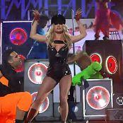 Britney Spears Big Fat Bass 1 Live RAIN Club Palms Hotel HD Black Latex new 150715 avi