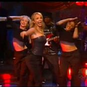 Britney Spears Crazy Live Jay Leno 1999 new 150715 avi