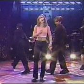 Britney Spears Baby One More Time Live Rosie 1999 new 150715 avi