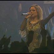 Jeanette Biedermann Rocking On Heavens Floor Live On Tour Video