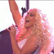 Christina Aguilera AMA 2011 new 190715 avi