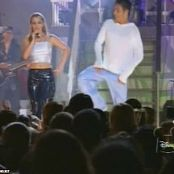 Britney Spears I Will Be ThereLive MGM new 190715 avi