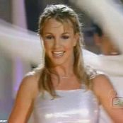 Britney Spears I Will Be There Live MGM 1998 Sexy Shiny Outfit Video