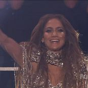 Jennifer Lopez On The Floor Live AI 2011 Golden Outfit HD Video