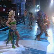 Britney Spears Im A Slave 4 U Live at MTV VMA 2001 new 190715 avi
