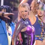Britney Spears Me Against The Music Live AmericanMusicAwards 2003 Tight Latex Corset new 190715 avi