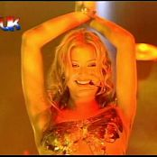 Holly Valance Kiss Kiss Live VMA 2002 Video