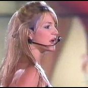 Britney Spears Baby One More Time Festival Bar 1999 new 270715 avi