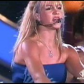 Britney Spears Baby One More Time Live Festival Bar 1999 Video