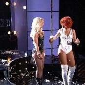 Britney Spears and Rihanna SM Live Sexy Latex Bondage Outfits 1080P HD new 070815 avi