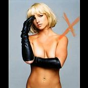 Britney Spears in latex and leather new 070815 avi