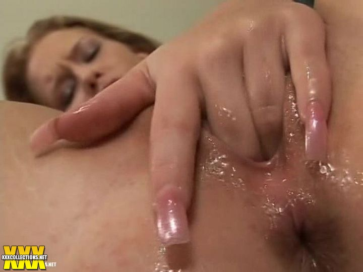 Video of masturbation