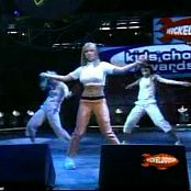 Britney Spears Baby one more time Kids choice awards new 070815 avi