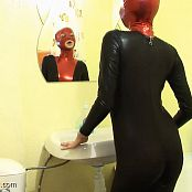 Young Gusel Kinky Latex Catsuit 375 05 vhf mp4