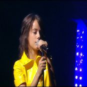 Alize En Concert BONUS Clip Amlie ma dit Live 160815 vob