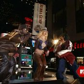 Britney Spears I Got That Boom Boom MTV TRL At Times Square 2003 new 160815 avi