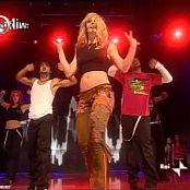 Britney Spears Boys Slavery Medley LIVE CDLiveRai2170104 new 220815 avi