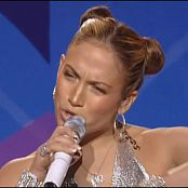 Jennifer Lopez Love Dont Cost a Thing Live Hit Machine 2001 Video