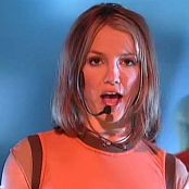 Britney Spears Baby One More Time Live Top Of The Pops new 220815 avi