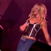 Britney Spears Boys and Slave Live at Showcase in Korea new 220815 avi