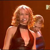 Britney Spears Medley Live MTV EMA 1999 Sexy Leather Outfit Video