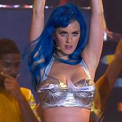 Katy Perry California Gurls Live Brazil 2011 Epic Silver Outfit HD Video