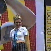 Britney Spears Sometimes Hair Zone Tour new 010915 avi