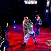 Britney Spears Live Boys Live at the NBA All Star Game new 010915 avi